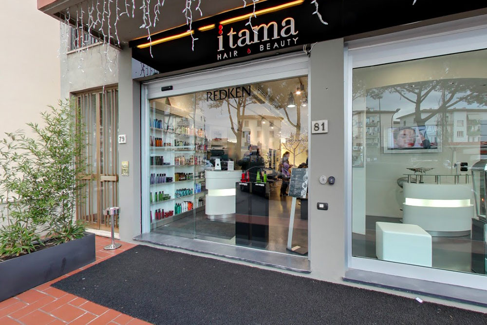 itama hair & beauty migliore parrucchiere Firenze, Viale Europa 81